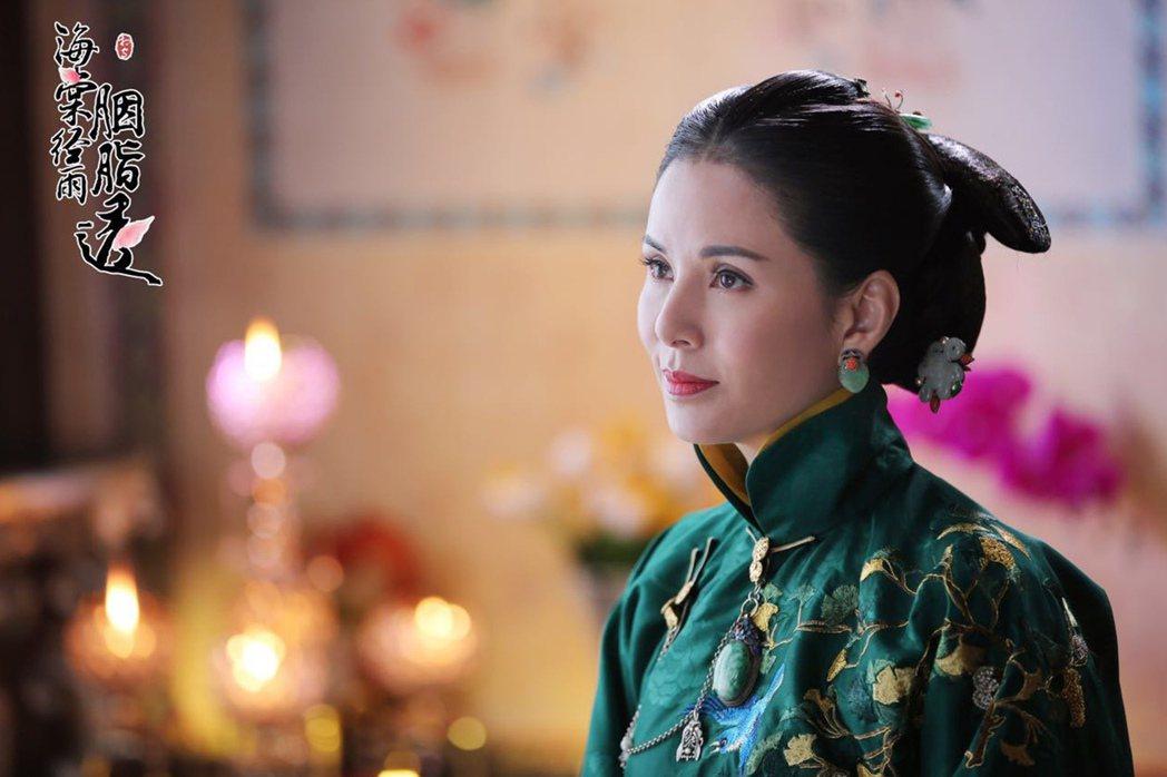 李若彤演壞媽媽,粉絲不接受。圖/LiTV、李若彤工作室提供