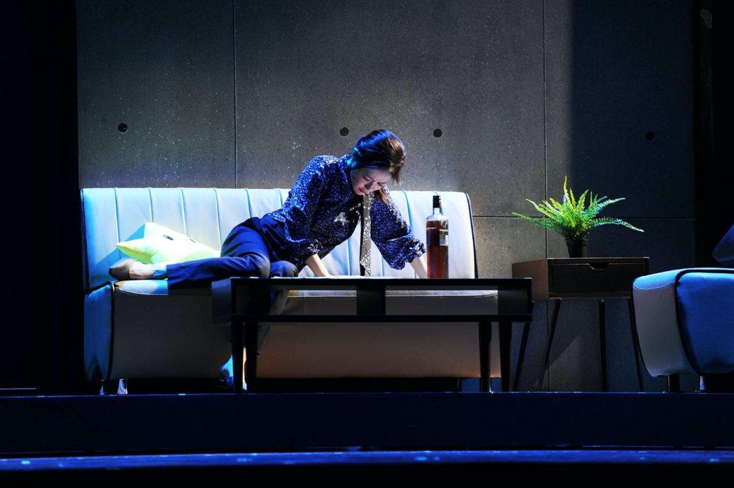 尹馨演出「我們與惡的距離」劇場版。圖/故事工廠提供