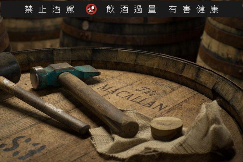 為了確保雪莉桶的品質與來源,麥卡倫是全世界首座在西班牙「養」雪莉桶的威士忌酒廠。圖/麥卡倫提供。提醒您:禁止酒駕 飲酒過量有礙健康。