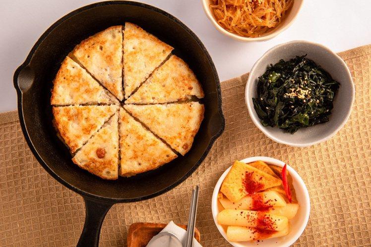 HANARO OKCOOK馬鈴薯煎餅,1袋(3份)售價249元。圖/PChome...