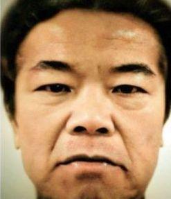 網友對媒體公開的趙斗淳照片做的彩色復原。圖/摘自韓網