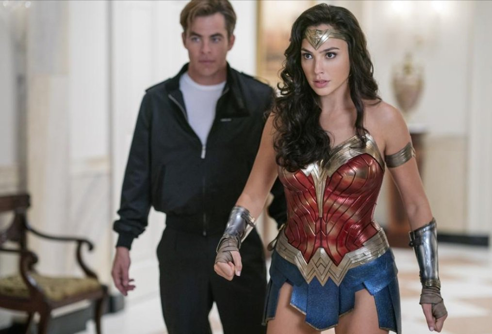 「神力女超人1984」被指有可能上片時間會延到11月或接近年底。圖/摘自imdb