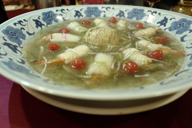 台灣菜可以怎麼傳承,怎麼發展?答案一定不只是怨嘆老工夫、古早味的凋零。圖/LIZ提供