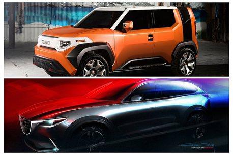 Mazda與Toyota皆盼休旅車能扭轉劣勢!確認對美國新廠增資8.3億美元