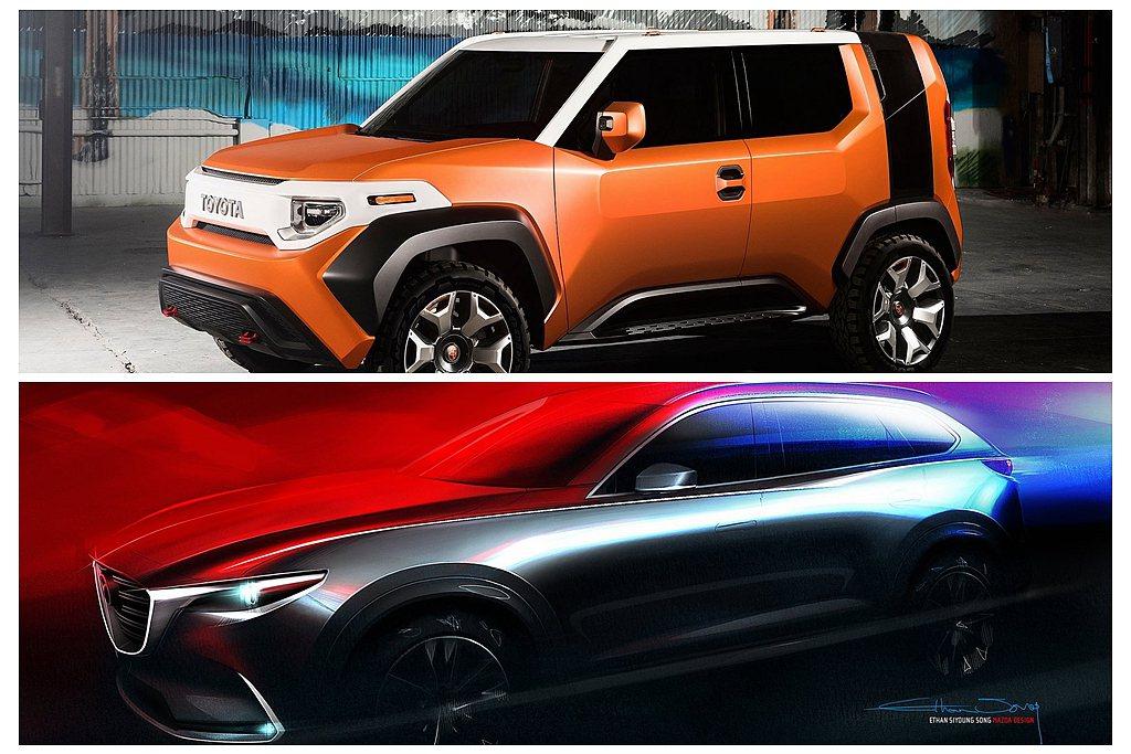 Toyota與Mazda在美國的合資生產基地,受到今年疫情影響有所變動。 圖/T...