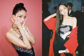 把絲巾當上衣穿也太狂!來學這五位韓星的絲巾造型,Jennie直接露出小蠻腰辣翻