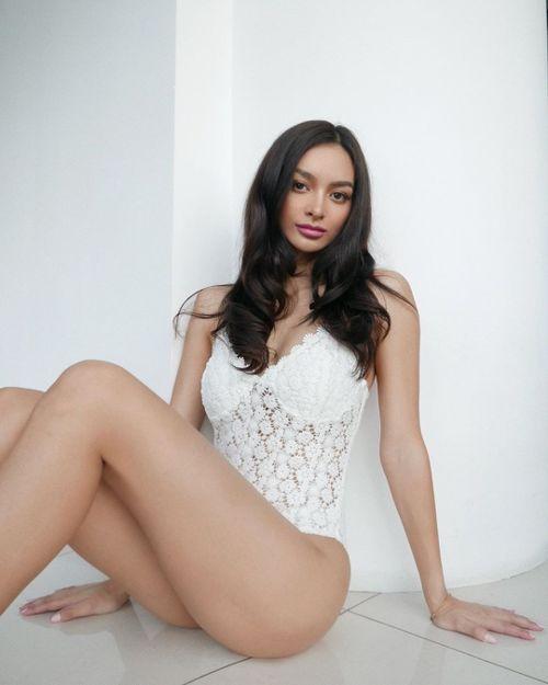 Kylie Verzosa認為美麗的秘訣來自內心。圖擷取自 IG