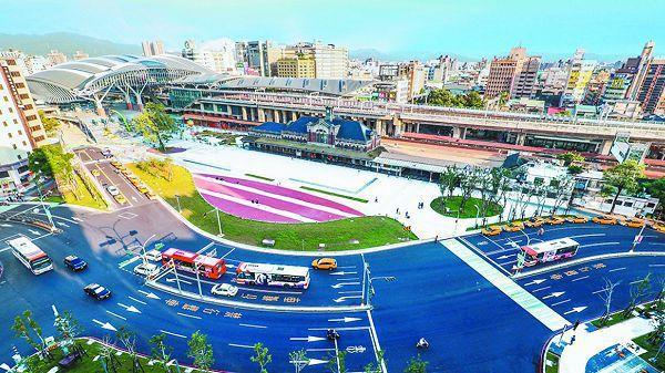 市府規劃「大車站計畫」,要翻轉東區。