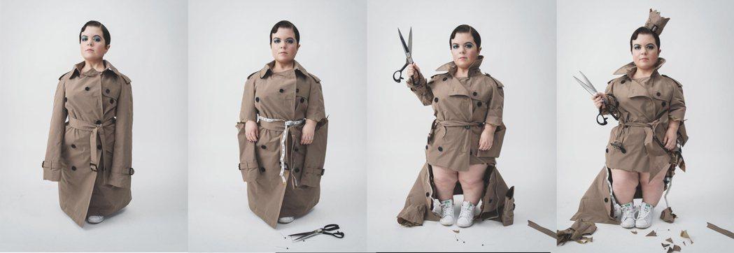 即使知道自己不符合時尚產業對美的標準,熱愛時尚的希娜德.柏克仍積極推動業界改革,...