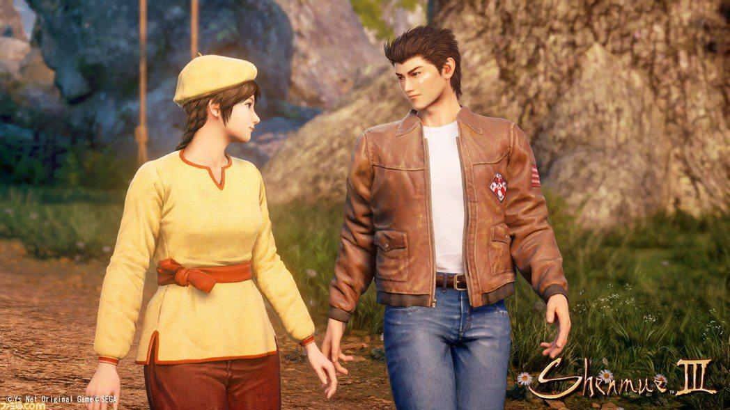 睽違18年,《莎木3》在原製作人鈴木裕發起的眾籌下,於2019年在PC與PS4上...