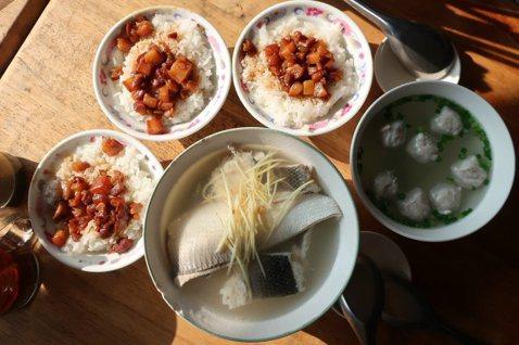 台南美食渾然自成、獨樹一格。 圖/葉怡蘭提供