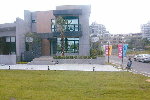 近年Google進駐的台南、彰濱工業區,房價均有感上揚。圖為Google落腳台南...