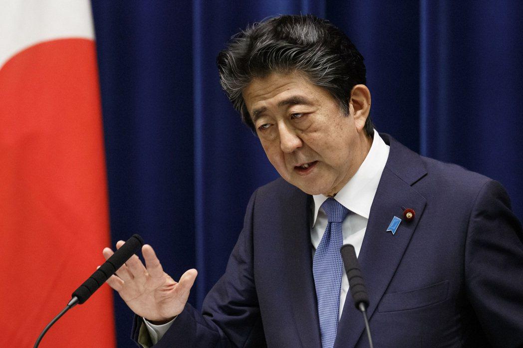 日本首相安倍晉三因健康狀態閃辭,預料本周接班人人選就能出爐。圖/美聯社