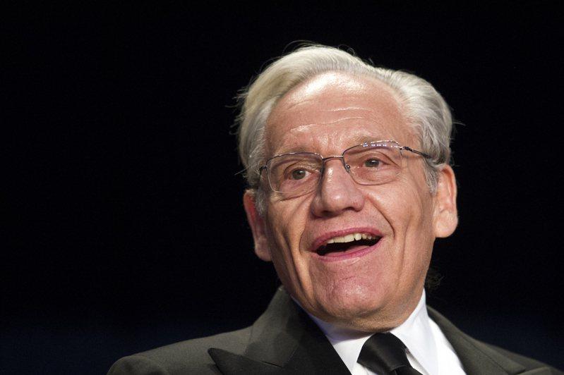 曾揭露「水門案」的資深調查記者伍華德(Bob Woodward)。 美聯社