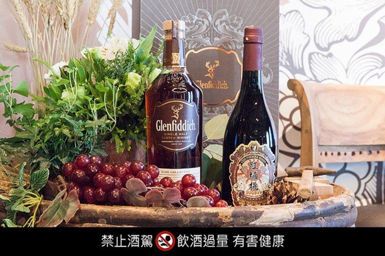 「格蘭菲迪台灣精神第二號作品」第一款「黑后」限量 280 瓶,建議售價:新台幣 ...
