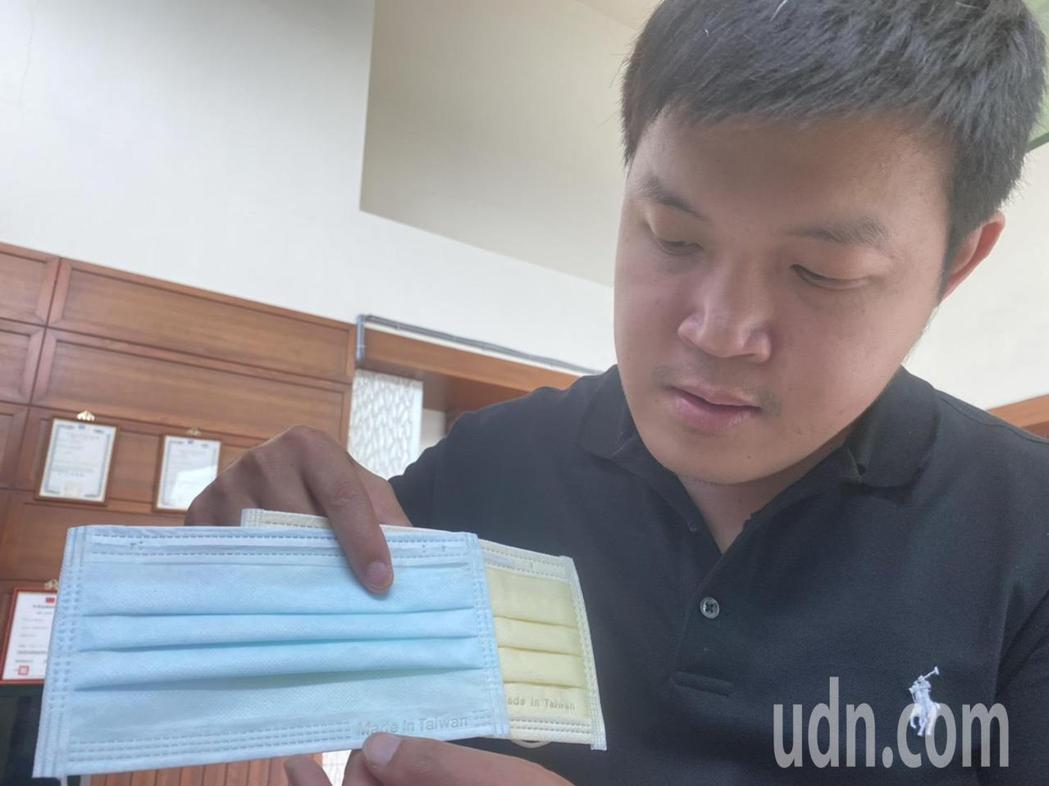 位在彰濱工業區的台灣優紙企業有限公司,是國家口罩隊一員,卻遭不肖業者仿冒銷售牟利...