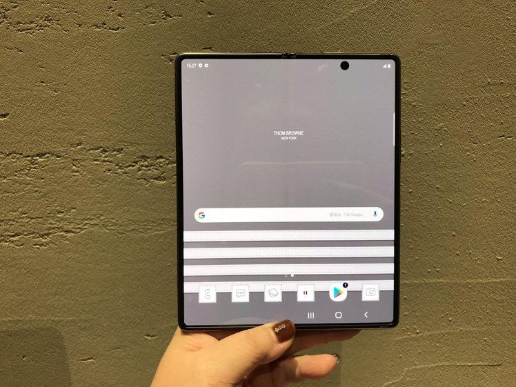 Samsung Galaxy Z Fold2 Thom Browne Editi...