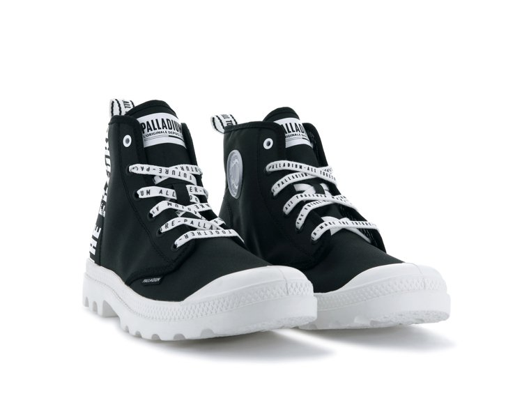 Palladium PAMPA HI FUTURE靴2,680元。圖/Palla...