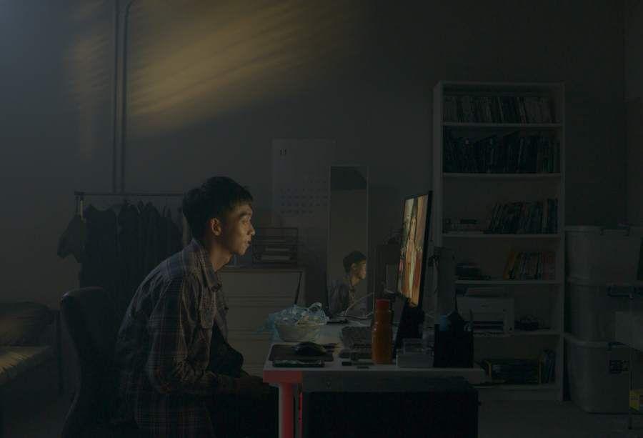 「沒有網路的一天」。圖/高雄電影節提供