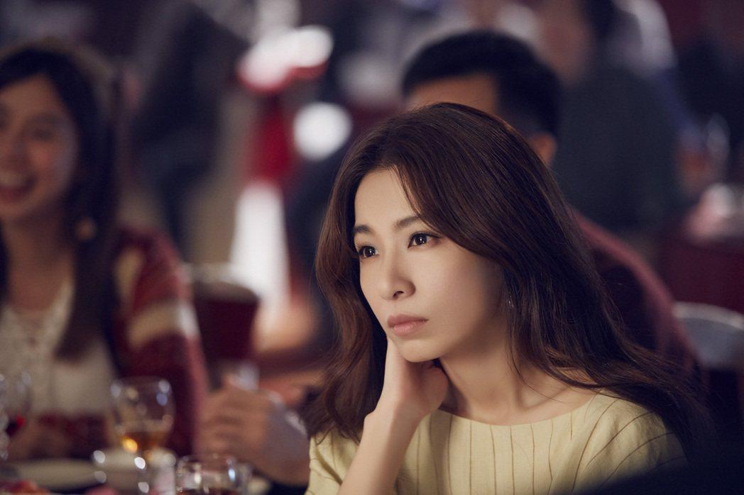 田馥甄在新歌「諷刺的情書」MV中只有2秒鏡頭。圖/何樂提供