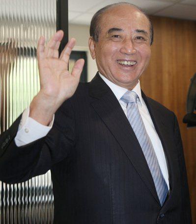 立法院前院長王金平將率團赴中國大陸參加海峽論壇。圖/聯合報系資料照片