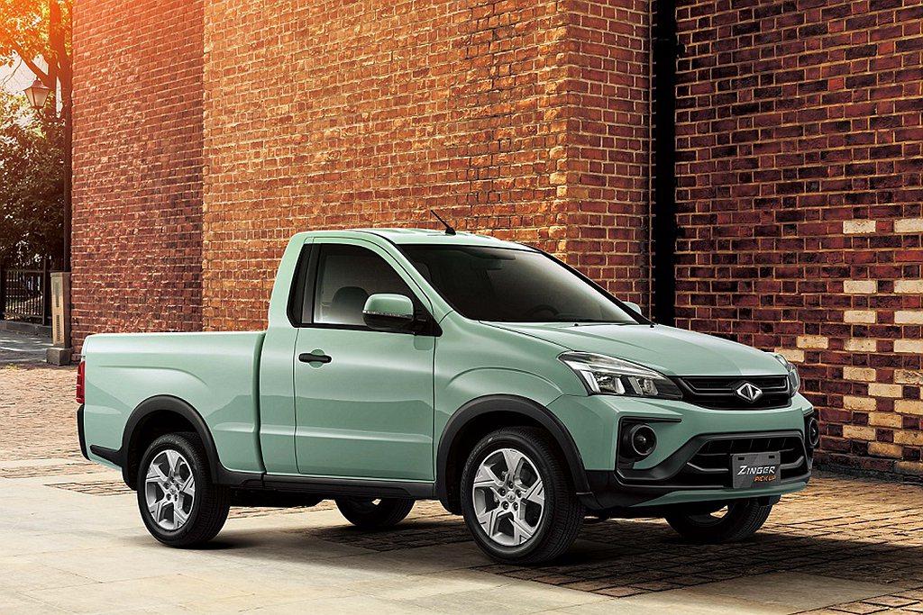 中華Zinger Pick Up皮卡車油耗成績最佳為平均10.2km/L、能源效...