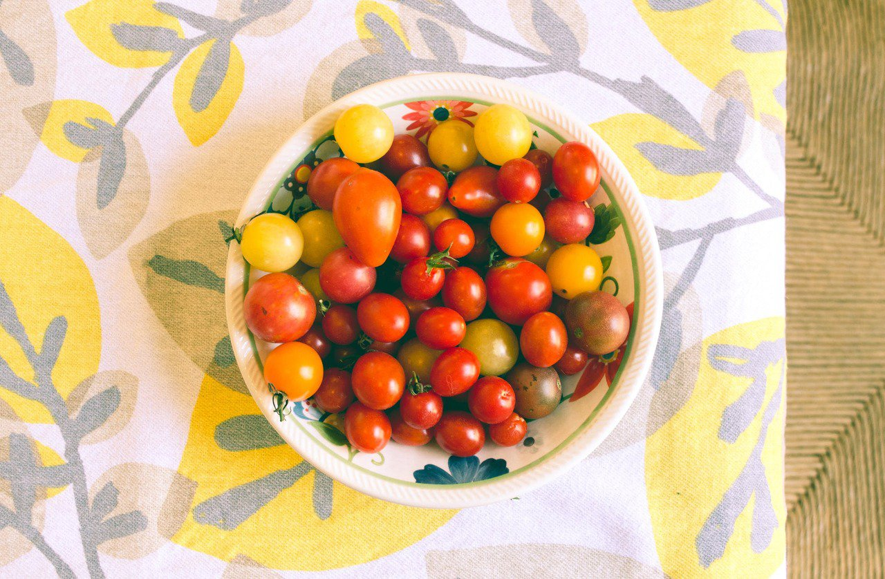 在水果中,小番茄的維生素C表現相當亮眼。 圖/pexels