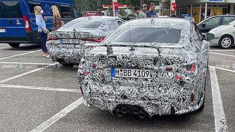 BMW M4都還沒發表 GTS版本已經現身!