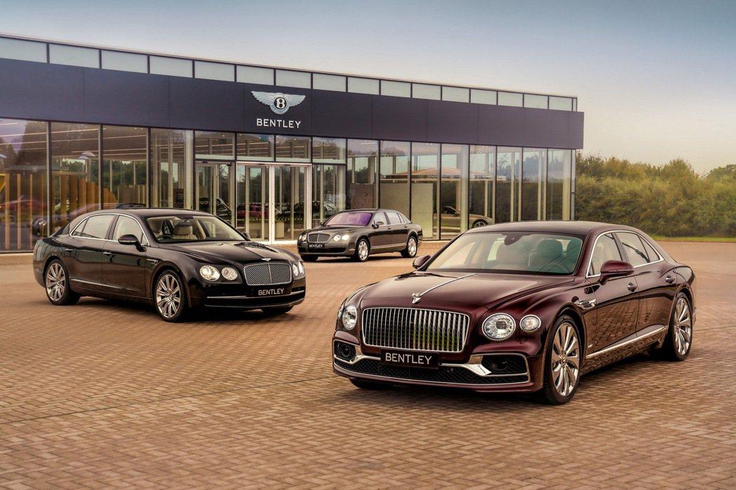 Bentley自明年起將併入Audi旗下。 摘自Bentley