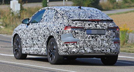 Audi Q4 E-Tron竟有雙生兄弟?斜背版Sportback車型現身