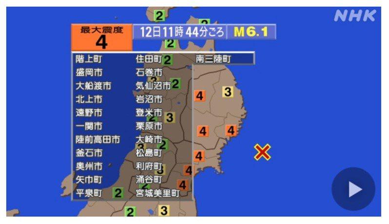 Nhk 地震