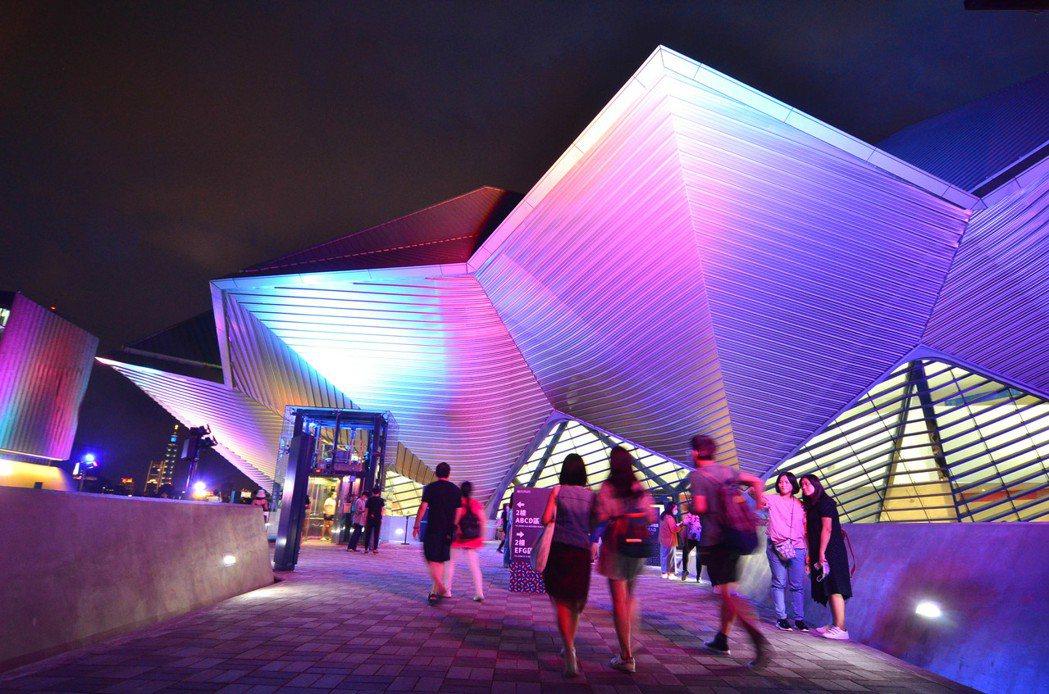 北流將串連南港車站、產業園區形成無牆博物館,未來發展性備受關注。圖/業者提供