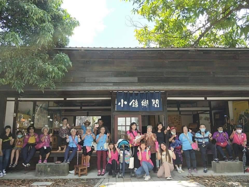 甲仙大田社區發展協會成立關懷據點陪伴社區長輩多年,據點長輩常外出遊玩,上個月搭公...