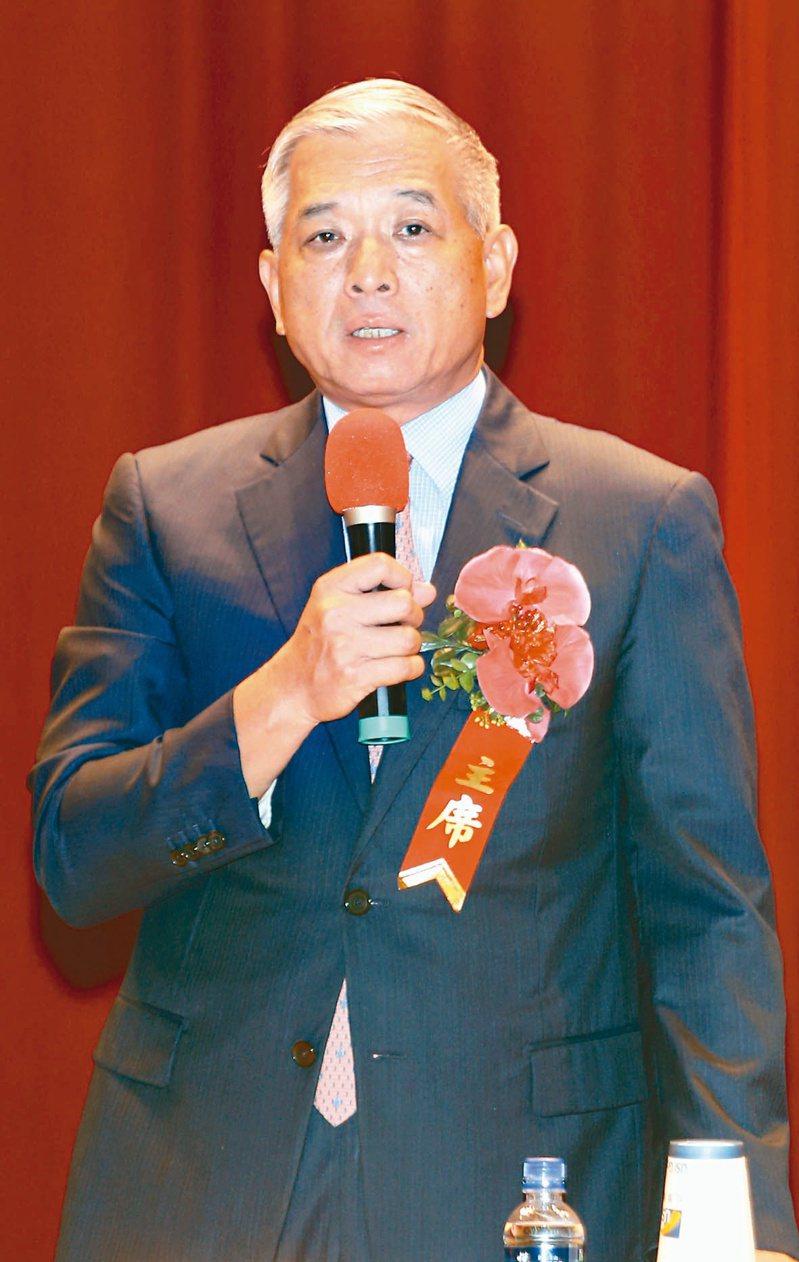 台達化董事長吳亦圭(本報系資料庫)