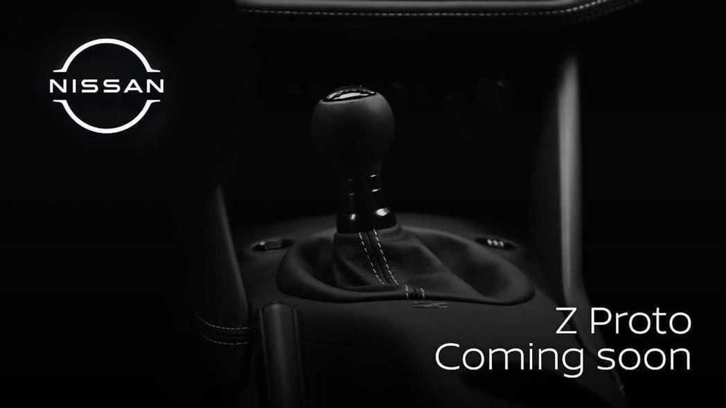 Nissan 新Z Car將有手排變速箱。 摘自Nissan