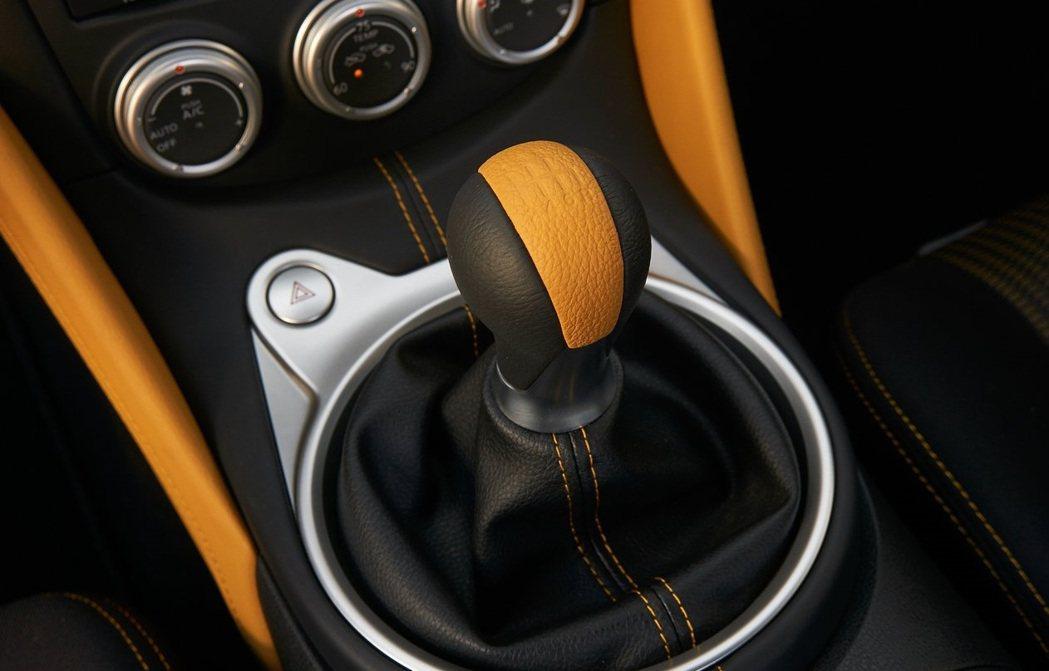 手排變速箱的駕馭感受還是無法取代。 摘自Nissan