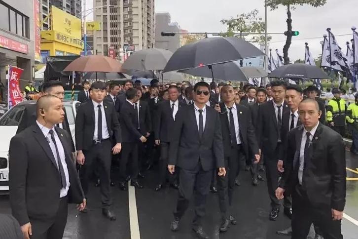 【黑幫揭密】今年北台最大告別式 「天道盟黎明」也會來致敬