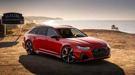 性能火力十足的Audi RS車系 也無法抵擋動力油電化的趨勢!