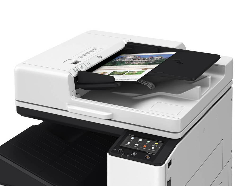 Canon WG系列無加熱元件的設計,對於有大量標籤列印需求的企業,不用擔心因列...