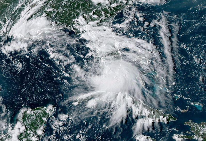 熱帶風暴莎莉(Sally)已於12日在佛州南部西海岸的墨西哥灣形成,預料在周三(16日)增強為颶風。 法新社