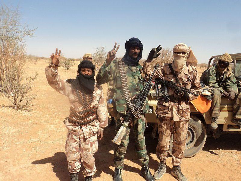 馬利軍政府近日終於同意成立過渡政府。(Photo by Magharebia on Mali begins Touareg dialogue via Wikimedia Commons under the Creative Commons Attribution 2.0 Generic license)