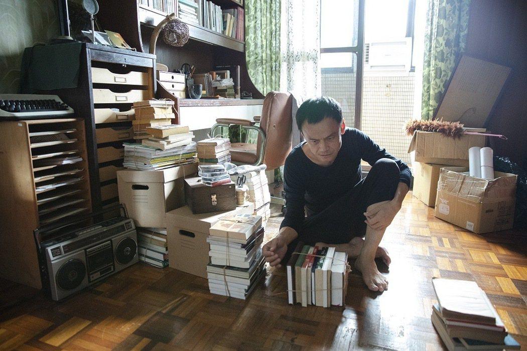 上屆金馬影帝陳以文參與金馬形象廣告拍攝。圖/金馬執委會提供