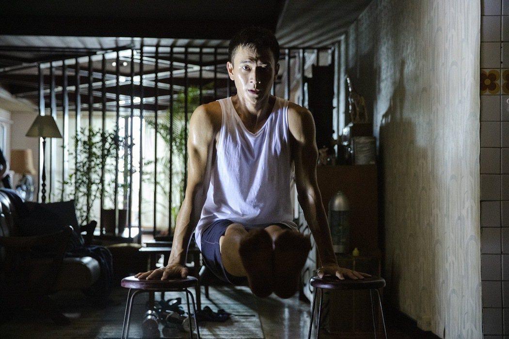 上屆金馬男配劉冠廷參與金馬形象廣告拍攝。圖/金馬執委會提供