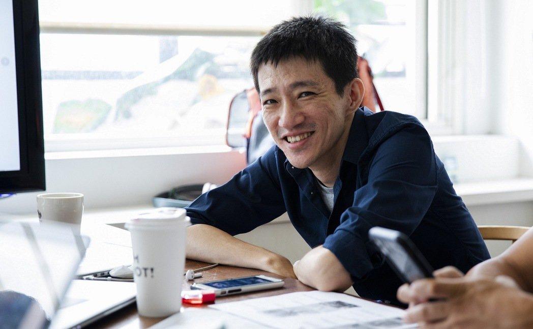徐漢強拍攝本屆金馬形象廣告。圖/金馬執委會提供