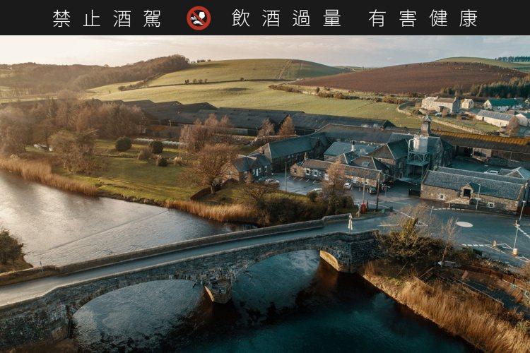 布萊德諾赫位於蘇格蘭最南端,是目前僅存的6家蘇格蘭低地蒸餾廠之一。圖/布萊德諾赫...
