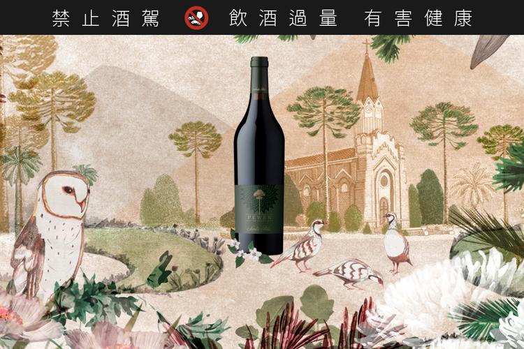 聖大力Pewen卡門紅葡萄酒2018,建議售價3,950元。圖/聖大力提供。提醒...