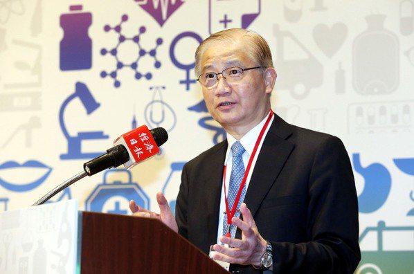 台灣生技醫藥發展基金會(TBF)董事長楊泮池(本報系資料庫)
