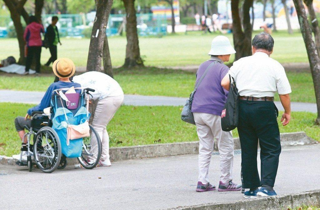 台灣邁入高齡社會,退休金議題備受關注。圖/聯合報系資料照片