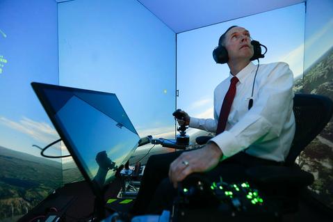 美軍空戰AI狂勝人類飛行員,「機戰未來」將成真?