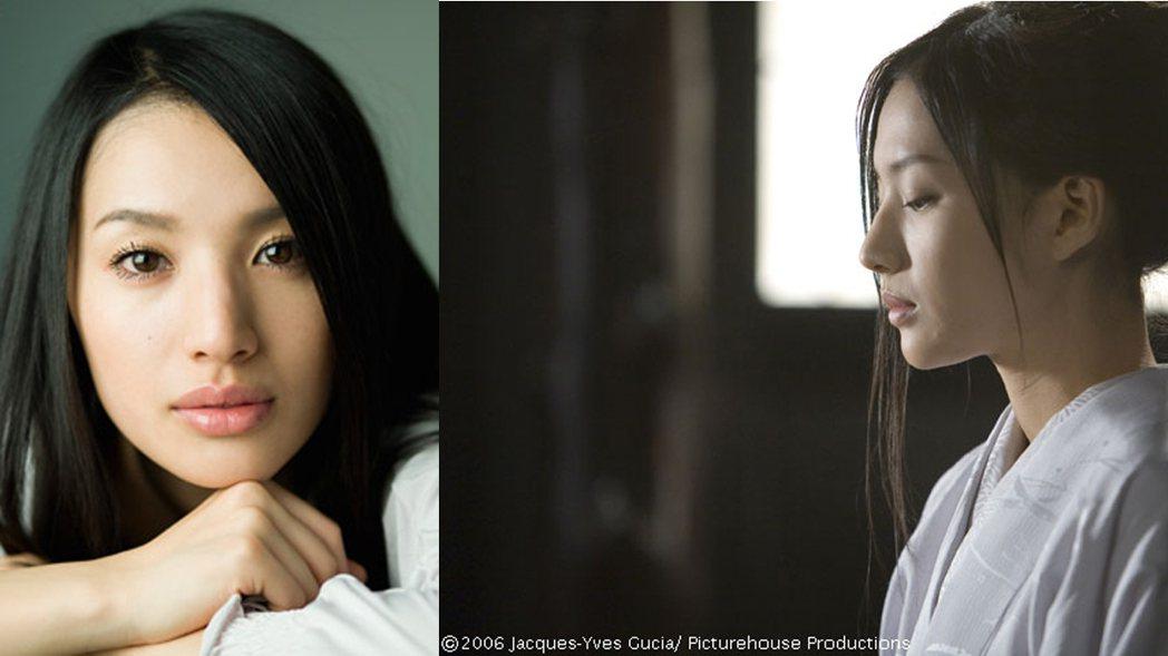 日本女星蘆名星驚傳過世。圖/摘自官網